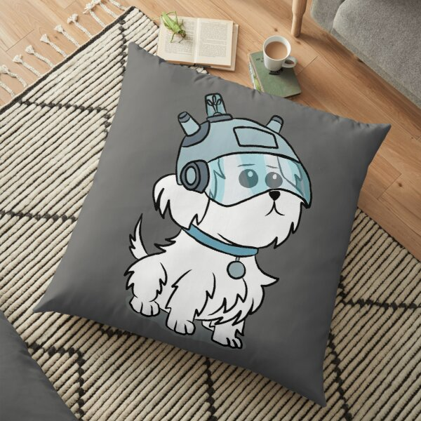 Snuffles | Rick and Morty Floor Pillow