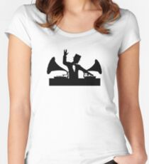 Let's Party Like It's... 1923! ...Vulcan Style! Women's Fitted Scoop T-Shirt