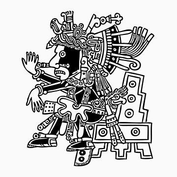 Quetzalcoatl by Norgesbacon