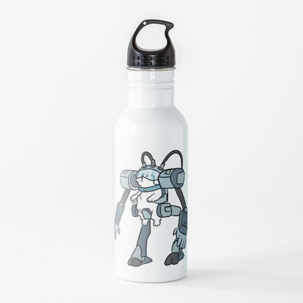Snowball - Rick and Morty Water Bottle