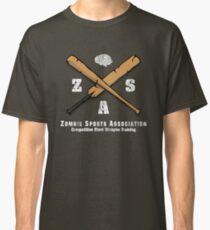 Zombie Sports Association Classic T-Shirt
