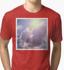 SKYSHIRT 020 Tri-blend T-Shirt