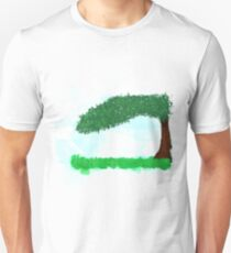 Landscape of calm Unisex T-Shirt