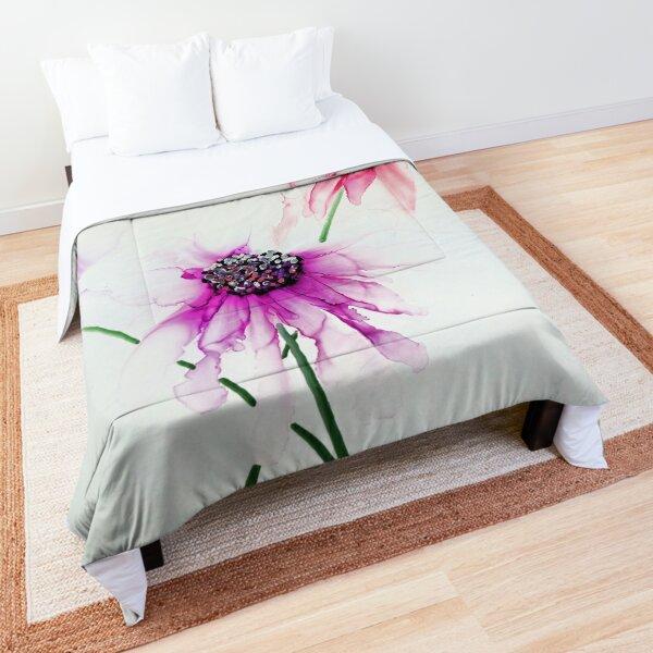 Mystic flowers Tagesdecke