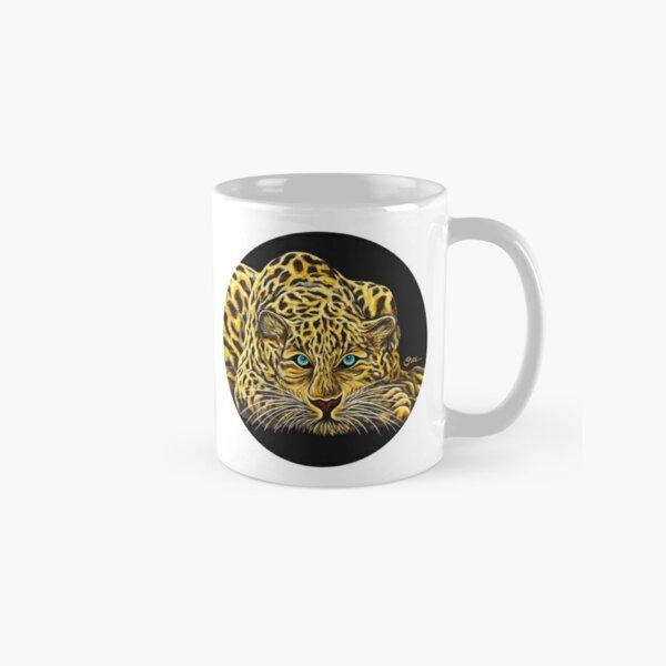 Leopard  - Shee Endangered Retro Animals Classic Mug
