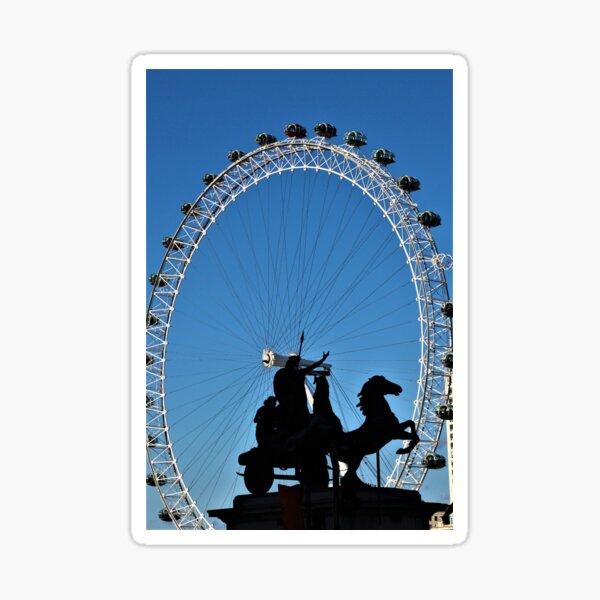 The London Eye Sticker