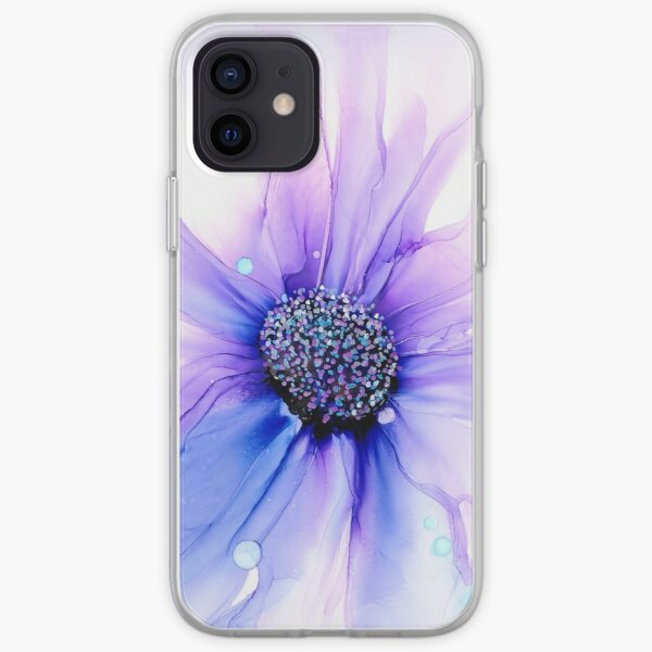 Mystic flower 2 iPhone Flexible Hülle