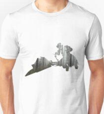 Star Wars Scout Trooper on Speeder Bike on Endor Unisex T-Shirt