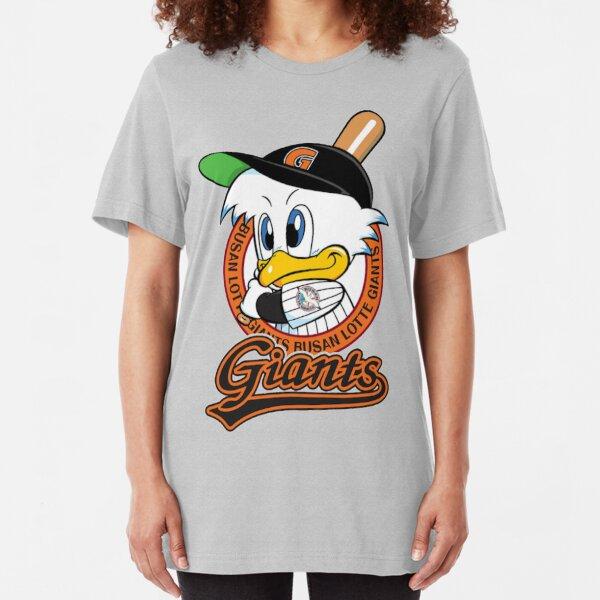 HOT SELLER- Lotte Giants Mascot - KBO Slim Fit T-Shirt