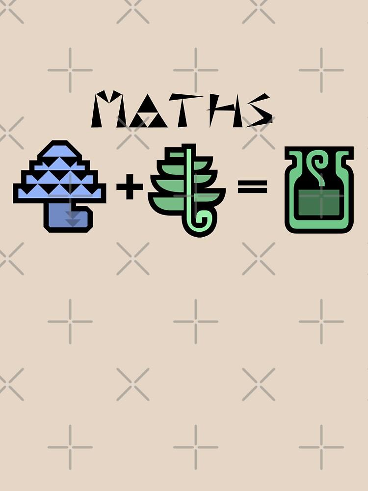 Maths | Unisex T-Shirt