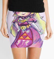 Wind Waker Zelda - Colored Pencil Mini Skirt
