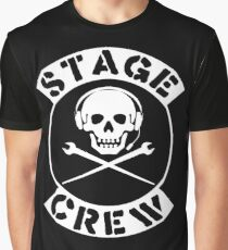 Stage Crew Graphic T-Shirt