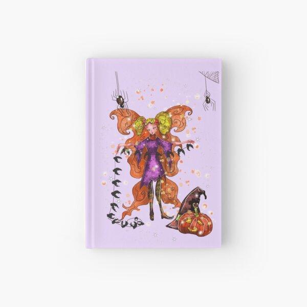 Elektra Luna The Handmade Halloween Fairy Hardcover Journal