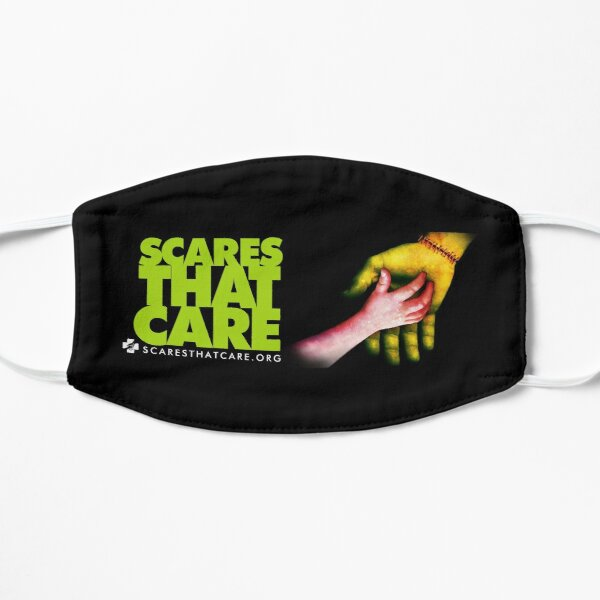 Scares That Care - Logo 2018 Mask