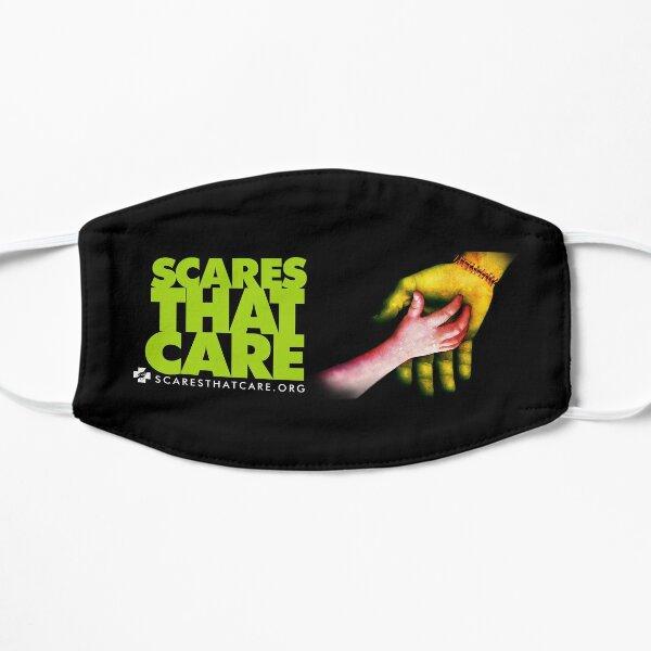 Scares That Care - Logo 2018 Flat Mask