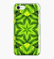 Green Star [iPhone - iPod Case/Skin] iPhone Case/Skin