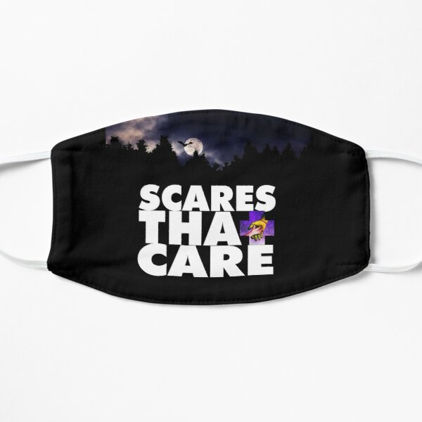 Scares That Care Midnight Flat Mask