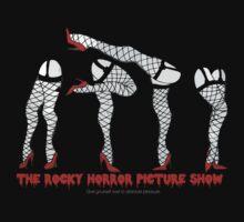 Rocky Horror Picture Show {Legs} | Unisex T-Shirt