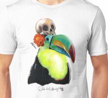 Dia de los Muertos - Toucan Unisex T-Shirt