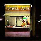 The Lonely Funnel Cake Lady by Debra Fedchin