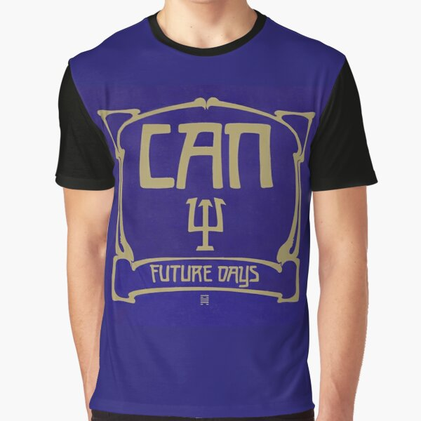 CAN - Future Days Graphic T-Shirt