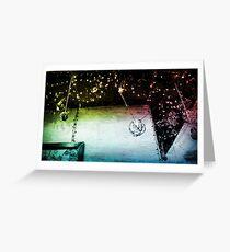 Trinkets Greeting Card