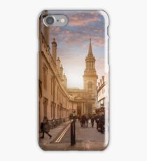 Oxford iPhone Case/Skin