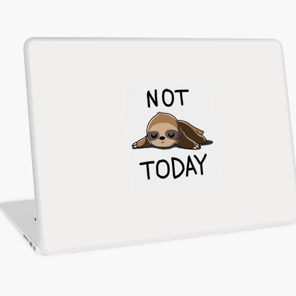 Lazy Sloth Laptop Skin