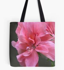 Pink and Center! Tote Bag
