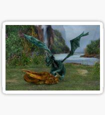 Dragon Hatchlings Sticker