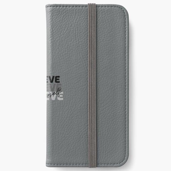 Inspirational iPhone Wallet