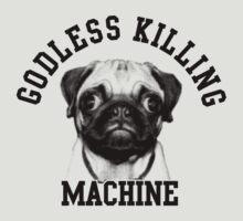 godless killing maschine | Unisex T-Shirt