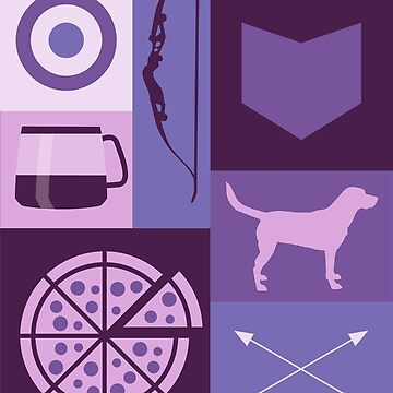 purple minimalist by OnyxMayMay