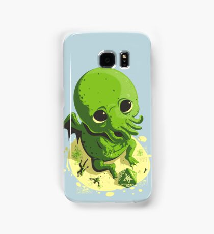 HE JUST WANTS TO PLAY Samsung Galaxy Case/Skin