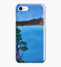 Peaceful Feeling iPhone Case/Skin