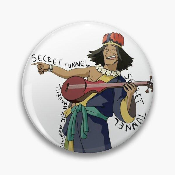 SECRET TUNNEL Song Avatar Pin