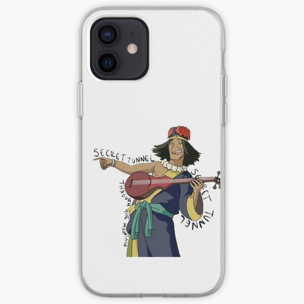 SECRET TUNNEL Song Avatar iPhone Soft Case