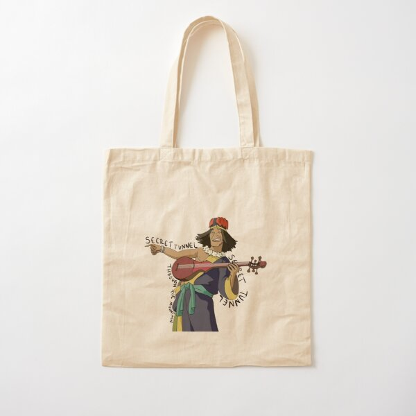 SECRET TUNNEL Song Avatar Cotton Tote Bag