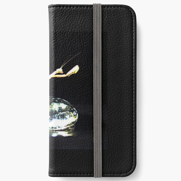 Reach for the Sky Mantis iPhone Wallet