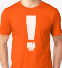 EXCLAMATION BOX! Unisex T-Shirt