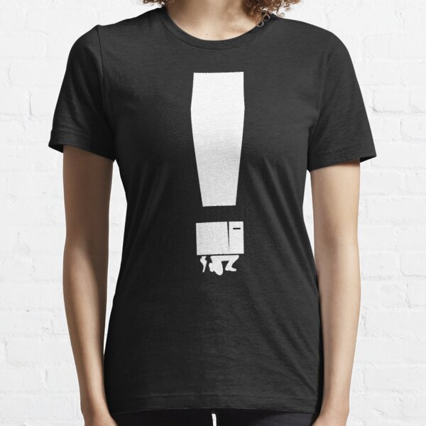 EXCLAMATION BOX! Essential T-Shirt