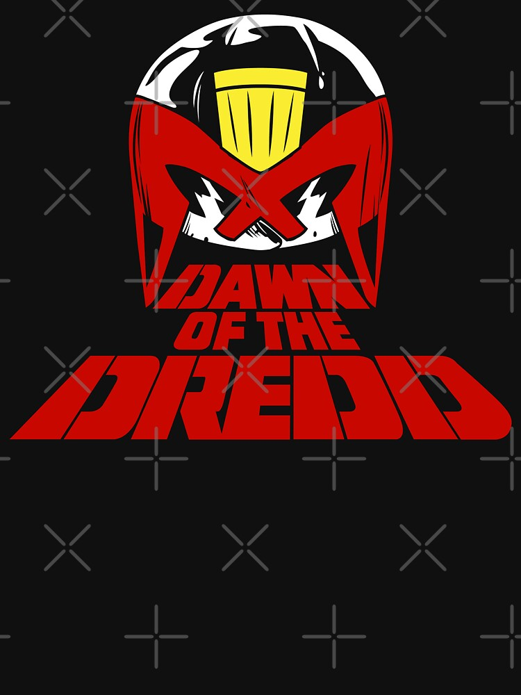 Dawn of the Dredd | Unisex T-Shirt