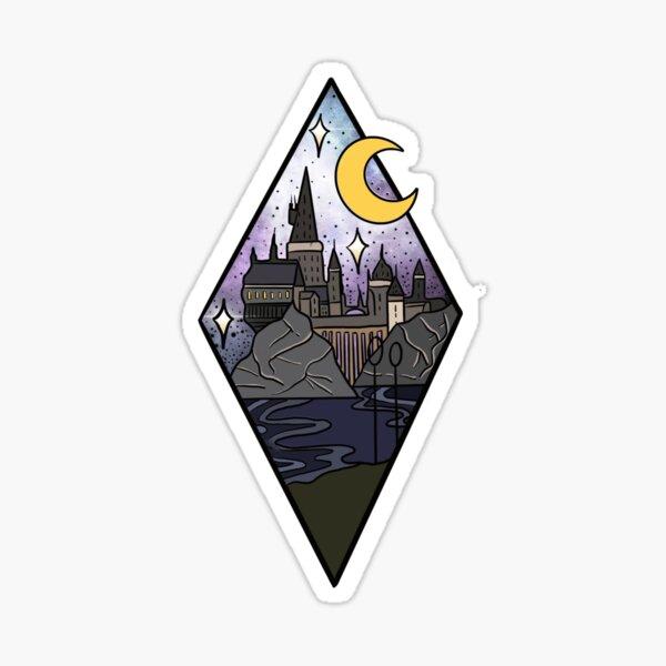 Nightly Wizard Sticker