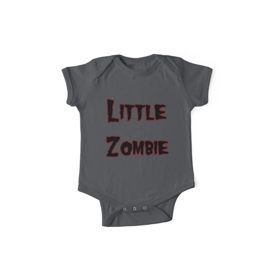 Little zombie by Asrais