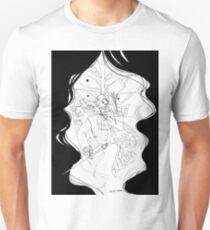 Inktober 12, 2015 - Count of Monte Cristo Unisex T-Shirt