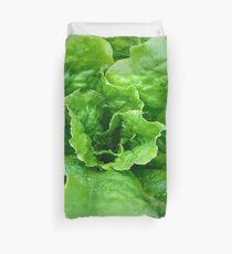 Grüner Salat Bettbezug