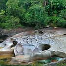 The Boulders FNQ by Susan Kelly