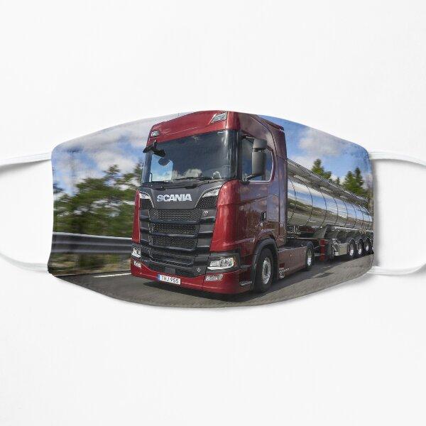 Scania S650 V8 Masque sans plis