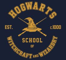 Harry Potter, Hogwarts Grad T-Shirt