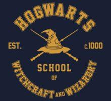 Harry Potter, Hogwarts Grad T-Shirt
